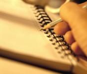 hand-write